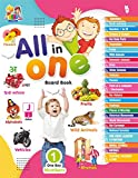 All in One Board Book Reading for Kids by Aadi Learning Arena