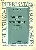 MEURTRE DANS LA CATHEDRALE - SEUIL / COLLECTION