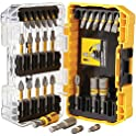 30-Piece Dewalt MAXFIT Screwdriving Set with Sleeve