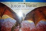Pack Juego de Tronos Edición Coleccionista Temporadas 1-6 Blu-ray