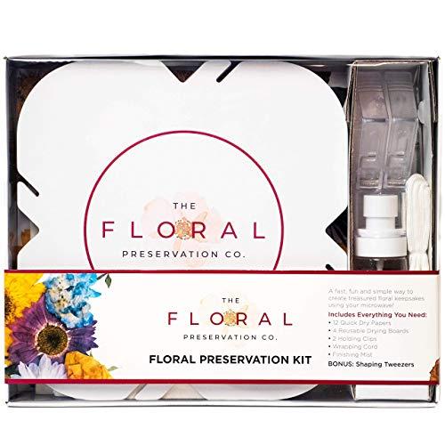 Kit de conservación floral – Kit de conservación de flores para álbumes de recortes, álbumes de fotos y más, desarrollado con David Tutera The Celebrity Wedding Planner