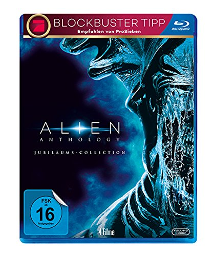 Alien - Jubiläums Collection - 35 Jahre [Blu-ray]