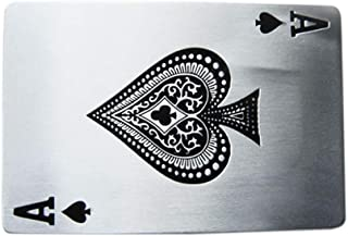Ace of Spades I Belt Buckle