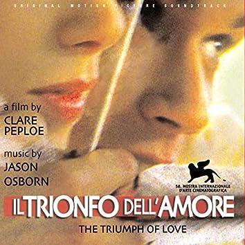 Il trionfo dell'amore (Original Motion Picture Soundtrack)