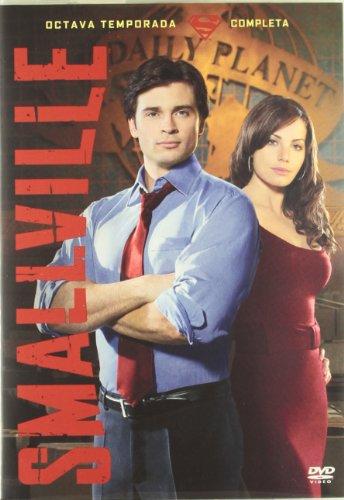 Smallville Temporada 8 [DVD]
