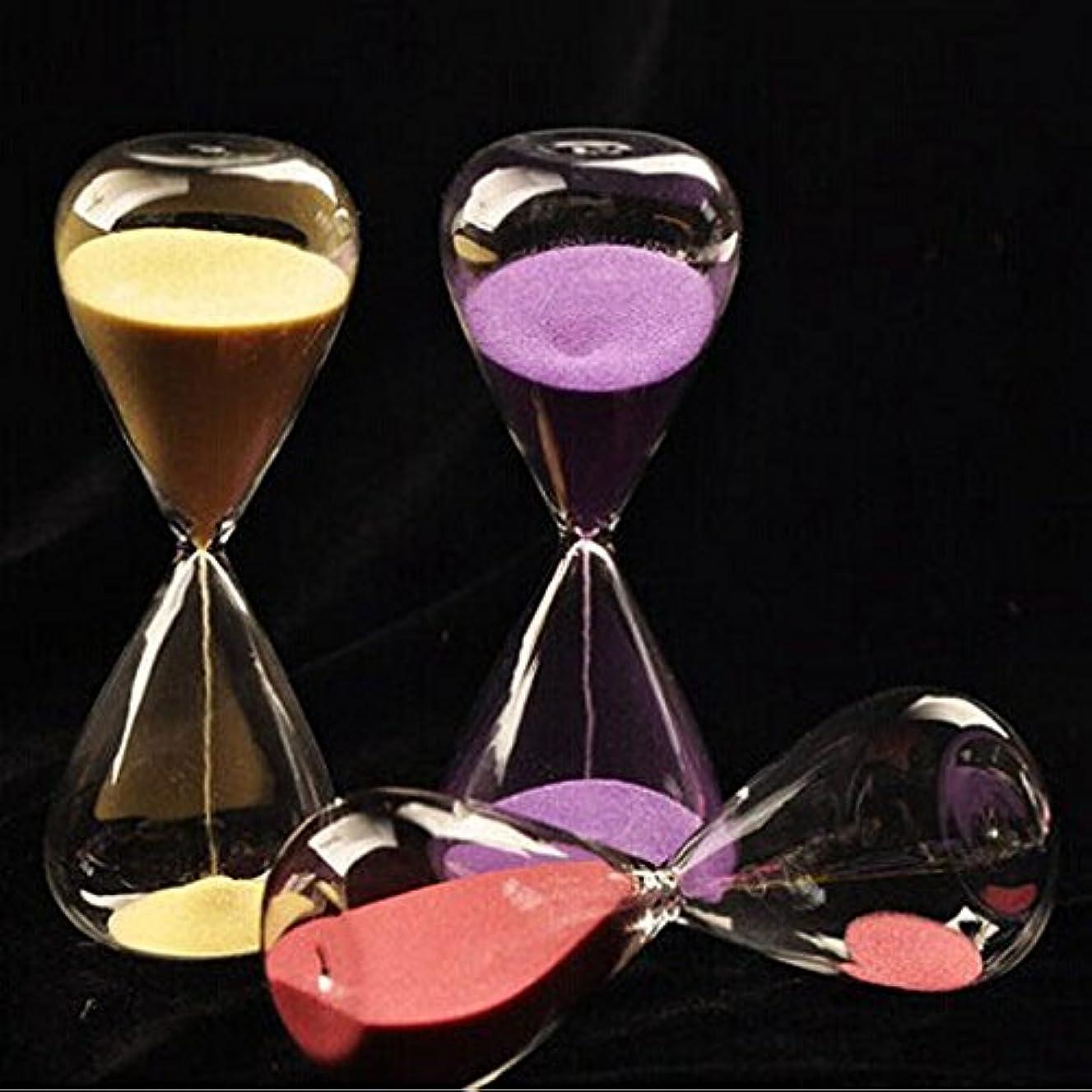 抑圧する今皮肉な美しい デザイン 10分クリスタル透明ガラス砂時計時間カウンタ カウントダウン タイマー砂時計時計ギフト