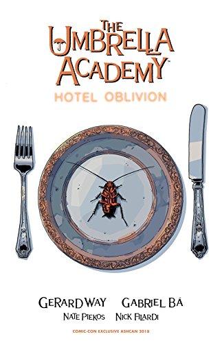 The Umbrella Academy: Hotel Oblivion Ashcan (Convention Exclusive) (English Edition)