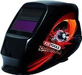 KS Tools 310.0180 Maschera Protezione a Casco per Saldatori, Modello Racing...