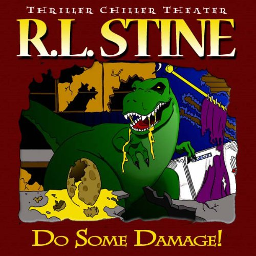 Do Some Damage! audiobook cover art