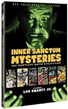 Best inner sanctum mysteries complete movie collection Reviews