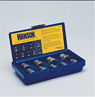 Irwin Industrial Tools 54009 Fractional Bolt Extractor Set, 9-Piece