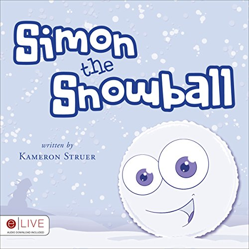 Simon the Snowball audiobook cover art