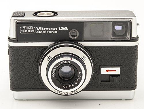 Zeiss Ikon Voigtländer Vitessa 126 Electronic Sucherkamera Kamera