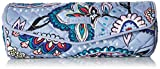 medium cosmetic case - Vera Bradley Women's Signature Cotton On a Roll Cosmetic Case, Makani Paisley, One Size