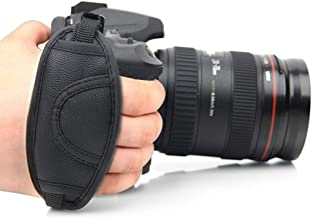 Electomania® Leather Adjustable Hand Grip Wrist Strap of DSLR Camera