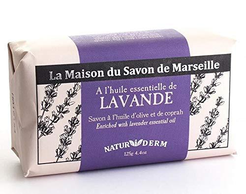 NATURiDERM provenzalischer Lavendel (Lavende de Provence) 125 Gramm