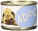 Adoc - Cibo Umido per Cani Adulti con Ingredienti Naturali Trancetti di Tonnetto - 24 latt...