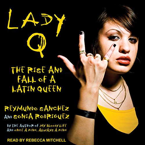 Lady Q audiobook cover art