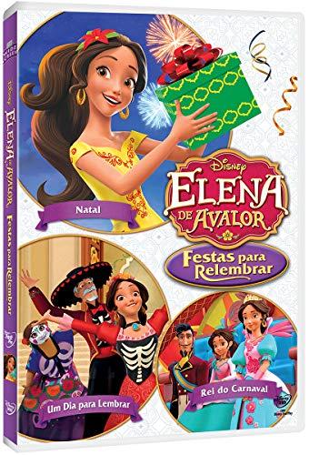 Elena De Avalor. Festas Para Relembrar [DVD]
