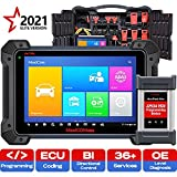 Autel Maxisys Pro MK908P, 2021 Auto Diagnostic Scanner (Same as Maxisys Elite) with Advanced J2534 ECU Programming, ECU Coding, Active Test, 36+ Service Functions, Upgrade of MaxiSys MS908S Pro