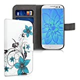kwmobile Wallet Case for Samsung Galaxy S3 / S3 Neo - PU
