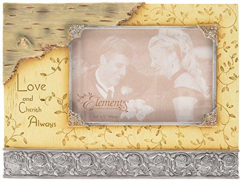 Elements Love Bilderrahmen von Pavilion, 620,3cm, hält 3–1/2von 12,7cm Foto, Inschrift Liebe und Cherish Immer