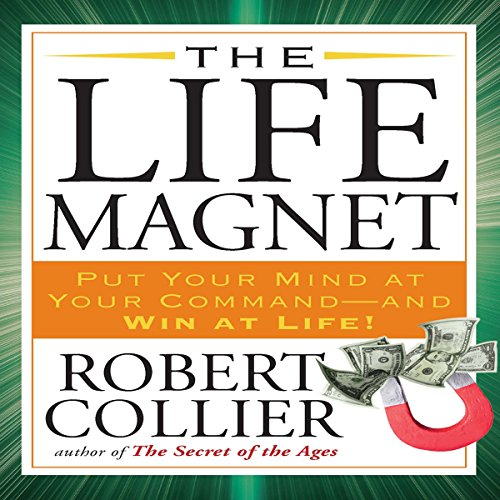 The Life Magnet audiobook cover art