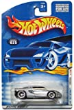 Hot Wheels 2001-025 First Editions Lotus M250 Project SILVER 1:64 Scale