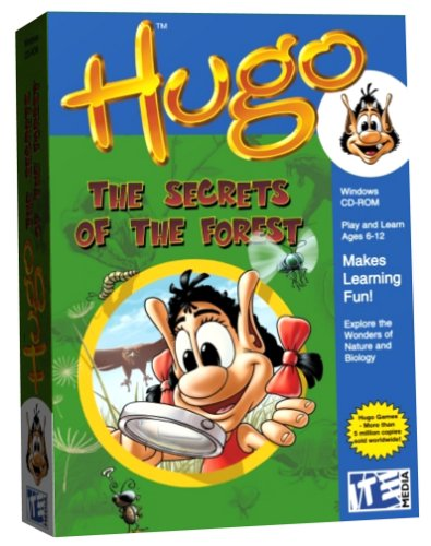Price comparison product image Hugo: The Secrets of The Forest