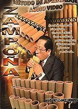 マリアーノ・ジャノス著/サンポーニャ・メソッド(DVD付属・教本・教則本) [輸入書籍] 正規品新品