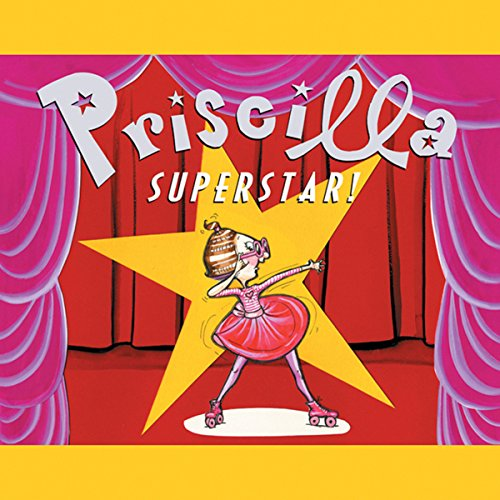 Couverture de Priscilla Superstar!
