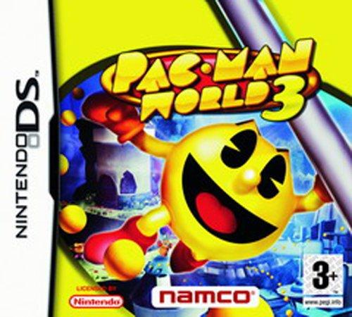 Pac-Man World 3 (Nintendo DS)