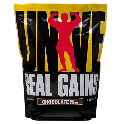 Universal Nutrition Real Gains - 6.85 lb (Chocolate Shake)