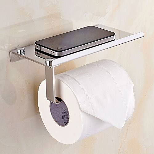 Basong Stainless Steel Recommended New sales Toilet Paper Wall Tissue Mo Holder