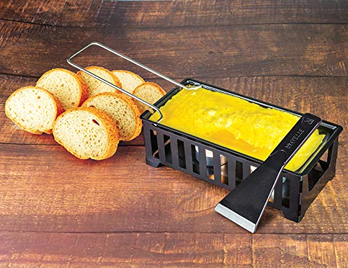KOVOT Cheese Raclette | Serve Melted Cheese By Tealight