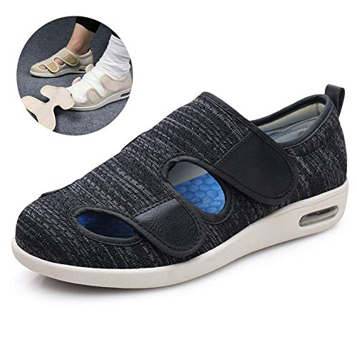 Zapatos para la osteoartritis Zapatillas Extra Anchas para la Diabetes...