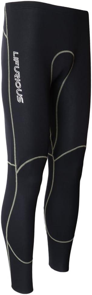 Baoblaze 1.5mm Men Neoprene Cheap mail order sales Financial sales sale Diving Div Scuba Long Swimsuit Pants