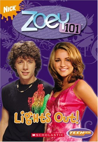 Zoey 101: Chapter Book #7: Lights Out!