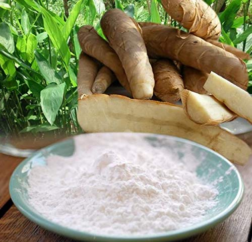 Organic Grocery Arrowroot Powder - 900g / Ararot Powder / अरारोट पाउडर / for Skin Care