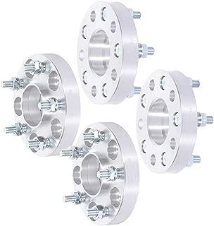 ROADFAR 5 Lug 5x114.3mm hub Centric Wheel spacers 5x4.5 to 5x4.5 12x1.25 66.1mm 1inch fits for Infiniti Q45 Q50 Q60 Q70 Q70L Infiniti Q40 Q45 Q5 Q60 Q70
