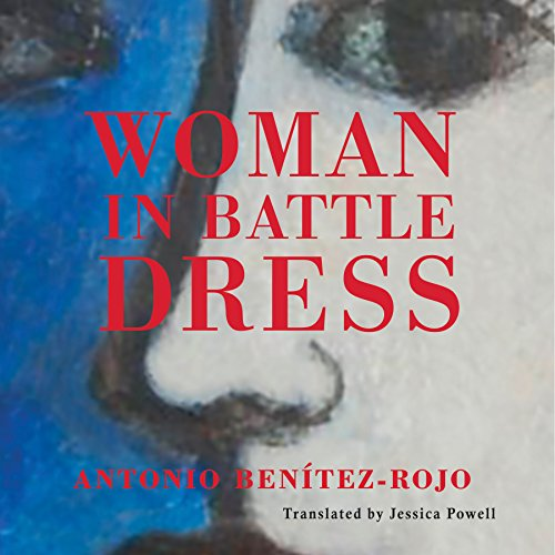 Woman in Battle Dress audiobook cover art