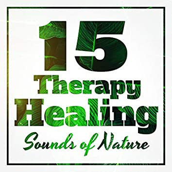 Yoga Music: 15 Therapy Healing Sounds of Nature for Find Your Inner Peace, Stress Relief, Sleep Well