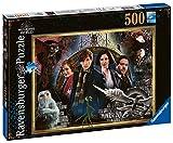 Ravensburger-14820 Ravensburger Fantastic Beasts - The Crimes of Grindelwald 500 Piezas...