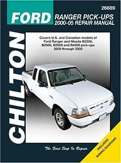 Ford Ranger Pick-Ups 2000-2005 (Chilton's Total Car Care Repair Manuals)