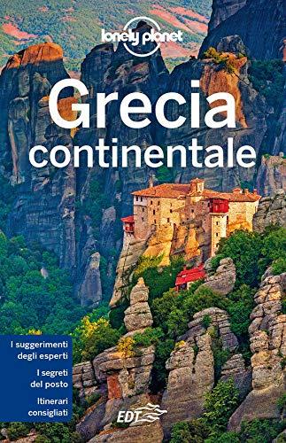Grecia continentale (Italian Edition)