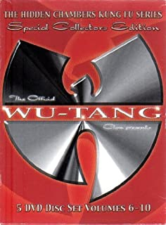 The Wu-Tang Clan: The Hidden Chambers Collection, Vol. 6-10
