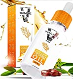 Jojoba Oil for Hair Face Body Nail Beard Facial Skin Organic Essential Oils Carrier Cold Pressed 16 Vitamin E Pure Natural 8 Unrefined Rose Pine 4 oz 4oz and Bulk Food Foods Products 100 Usda Essence