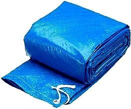 vvd Escudo Protector De La Piscina Piscina Redonda Impermeable Polvo Piscina Tela De Lona UV Y Resistente Alfombra De Su Casa De La Piscina Accessor 366cm Accesorios para Piscinas