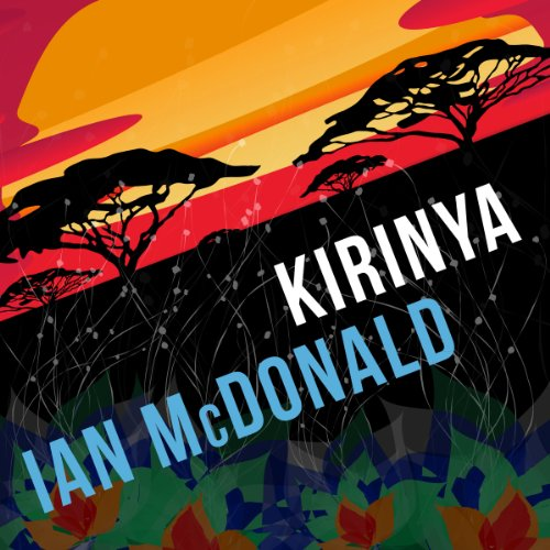 Kirinya audiobook cover art