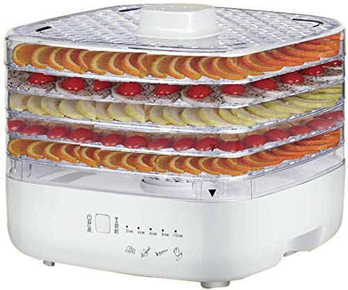 H.yina Food Dryer Roaster Small Dried Fruit Machine Home...